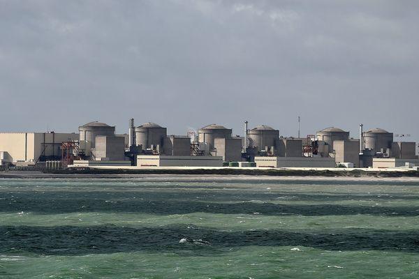 La centrale nucléaire de Gravelines en août 2017.