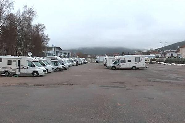 Le camping dans les Vosges, ça marche !