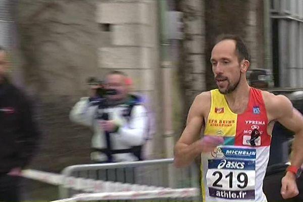 Championnat de France - 20km marche - La Roche-sur-Yon (12/03/2017)