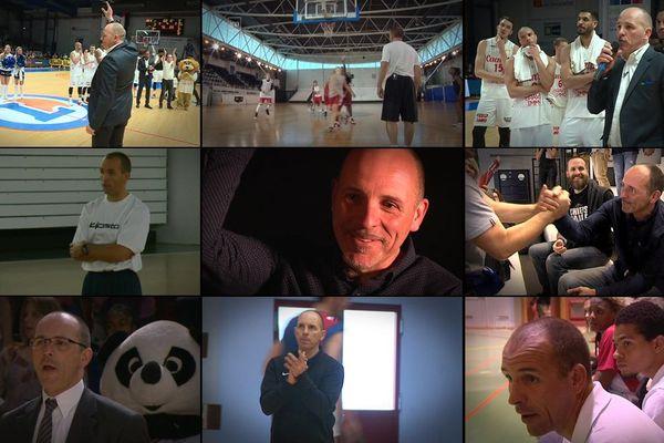 """Dans C Sports, ce dimanche, Hervé Coudray revient sur ses quinze années passées à Caen, aux """"commandes"""" de l'USO Mondeville et du CBC"""