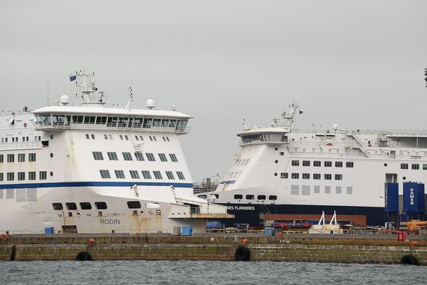 Les ex-navires de MyFerryLink.