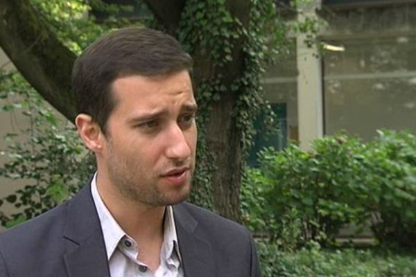 Simon Labouret, politologue