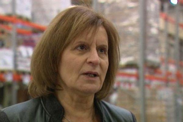 Gisèle Untersinger, des Restos du coeur 67, a connu les premiers concerts des Enfoirés au Zénith en 2008