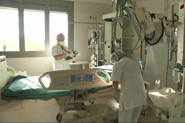 Le Centre hospitalier Alpes Léman s'organise pour accueillir davantage de patients covid au cours de 15 prochains jours