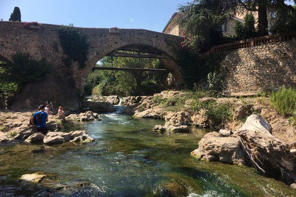 L'engouement pour le tourisme vert profite aux communes de la Dracénie, comme ici à Trans-en-Provence