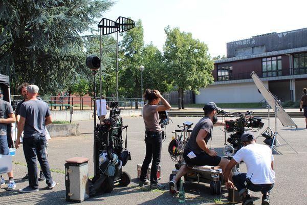 L'Alsace comptabilise en 2020 près de 307 tournages de courts/longs métrages et téléfilms.