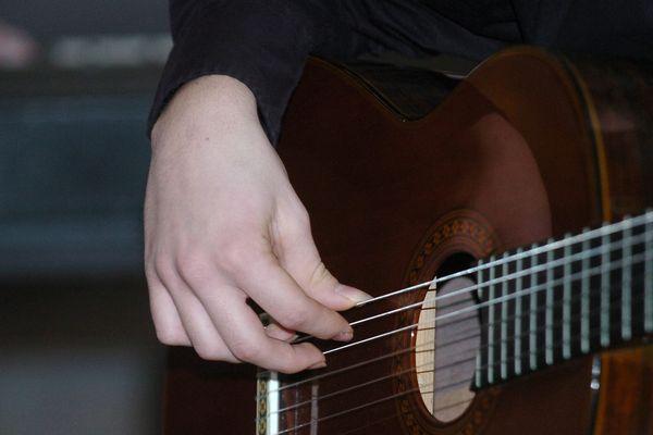 le festival de la guitare accueille chaque année une foule de fidèles amateurs