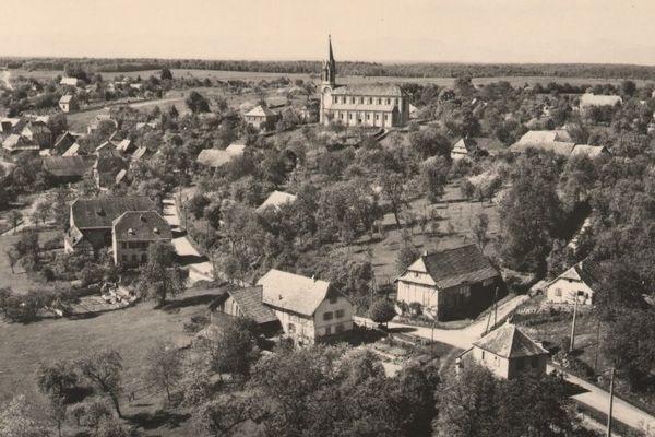 village de Réchésy