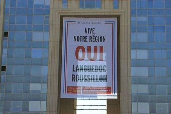 En 2014, le Languedoc-Roussillon ne veut pas fusionner avec Midi-Pyrénées, mais les députés valident la réforme territoriale