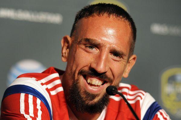 Franck Ribéry a annoncé mercredi sa retraite internationale.