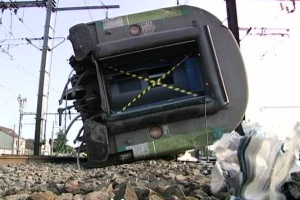 Le train Paris-Limoges qui transportait 385 passagers avait déraillé le 12 juillet 2013 à Brétigny-sur-Orge