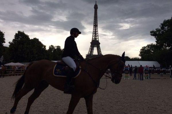Les meilleurs cavaliers mondiaux sont attendus tout le week-end sur le Champs de Mars.