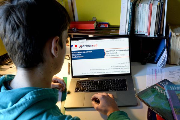 Le 19 mai, les candidats à l'enseignement supérieur ont reçu des réponses à leur voeux d'orientation sur la plateforme Parcoursup.