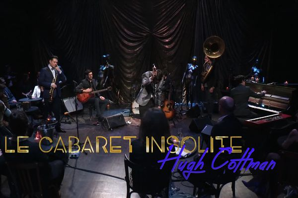 Cabaret Insolite avec Hugh Coltman