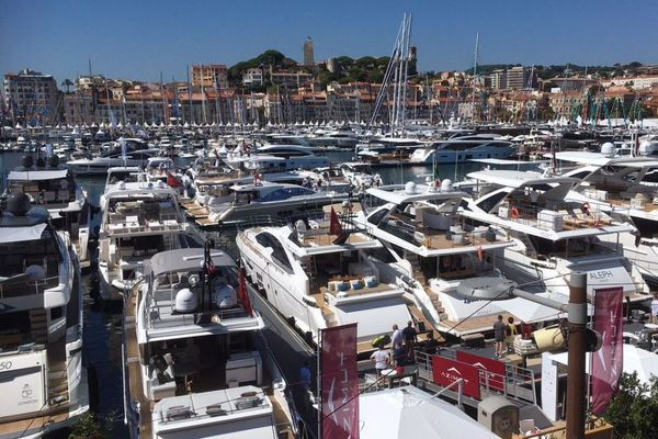 Le Cannes Yachting Festival devait se tenir du 8 au 13 septembre 2020.