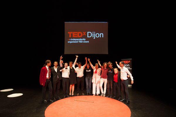 Tedx Dijon 2014