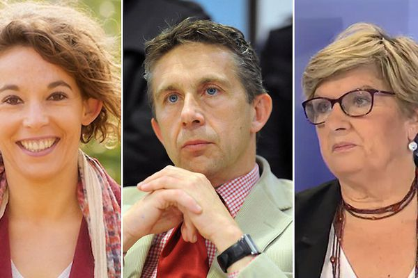 "Amandine Germain, Christophe Ferrari et Eliane Giraud invités de ""Dimanche en Politique"""