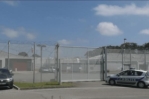 Le centre de rétention à Rennes