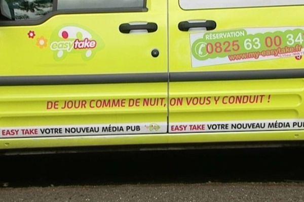 Montpellier : la société de taxis low cost Easytake a fermé debut octobre