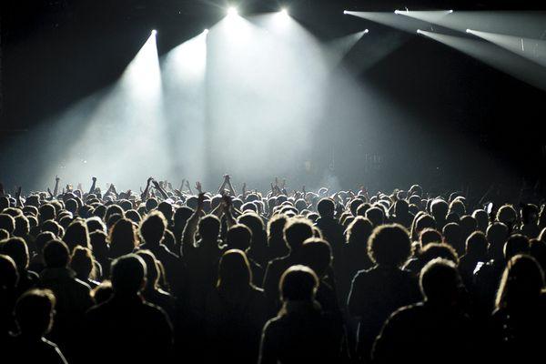 Le public va profiter pleinement de la création spéciale des 40 ans du Printemps de Bourges, ce mercredi soir, au Palais d'Auron.