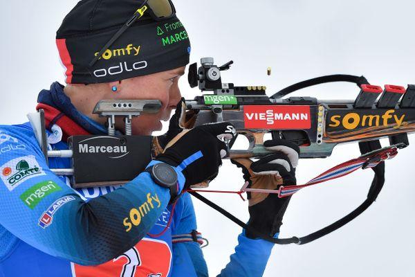 Anaïs Bescond, équipe de France de biathlon