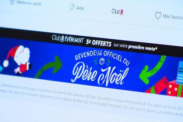 Les 25 et 26 décembre représentent un pic de mise en vente sur les plateformes.