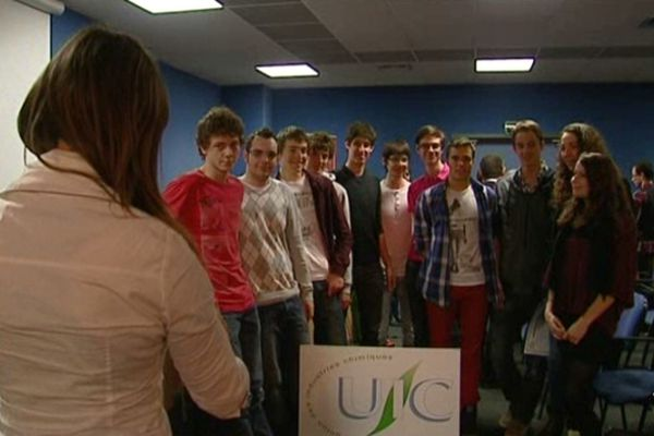 Olympiades de la Chimie : finale régionale et remise des Prix -20/03/13