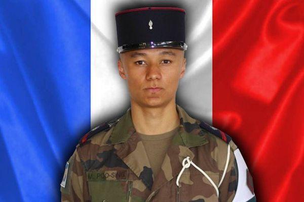 Le soldat de 1ère classe Mickaël Poo-Sing avait 19 ans, il était né au Mans