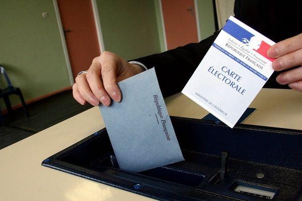 Pour voter, il faut être inscrit sur les listes électorales