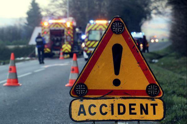 Un accident a coûté la vie à une femme de 62 ans qui circulait en moto