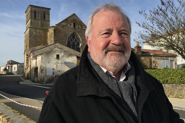 A 71 ans, Michel Tapon ne souhaite pas solliciter un nouveau mandat de maire.