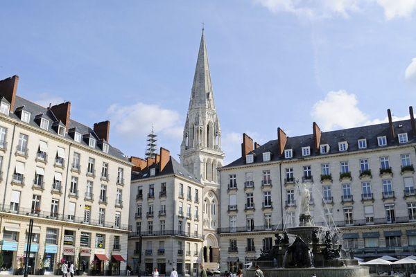 Nantes deuxième ville où les Français aimeraient travailler