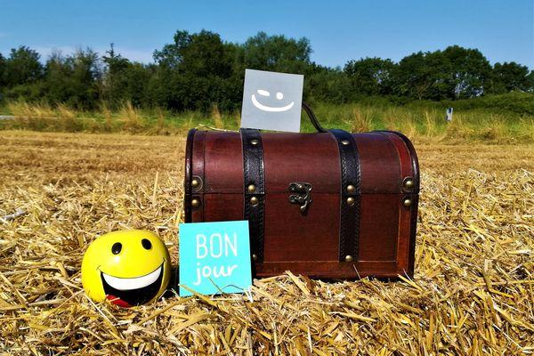 Des sourires plein la boite...