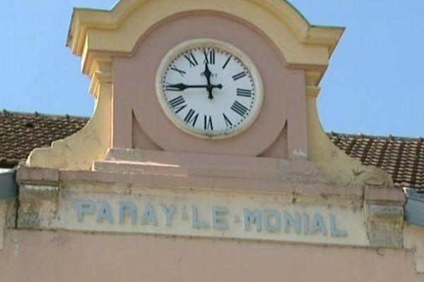 La ligne Paray-le-Monial/Lozanne est en sursis.