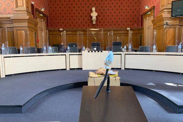 La Cour d'Assises de l'Aude