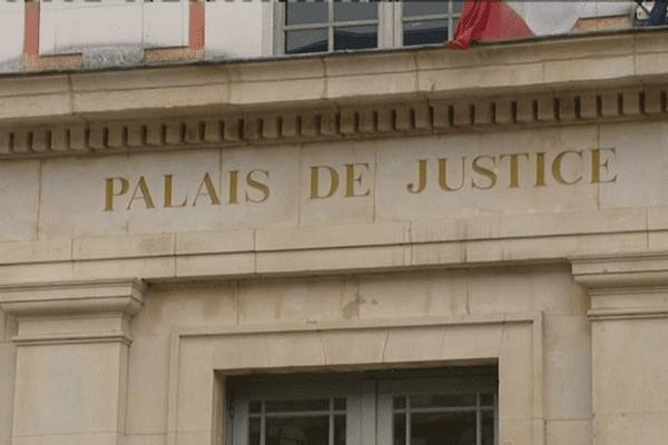 Le Palais de justice de Lisieux