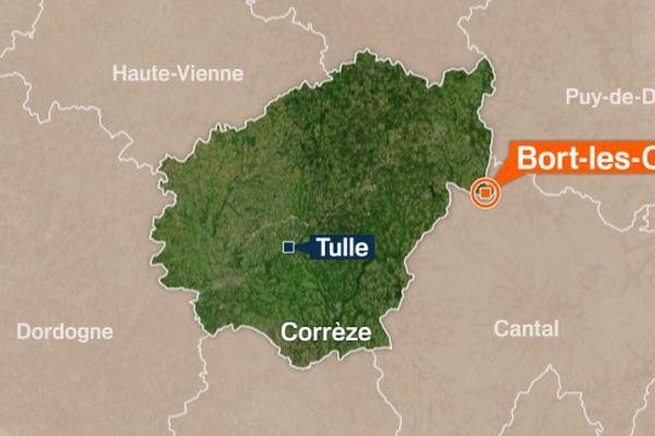 Un accident de plongée à Bort-les-Orgues : la victime a été transportée par hélicoptère au CHU de Bordeaux