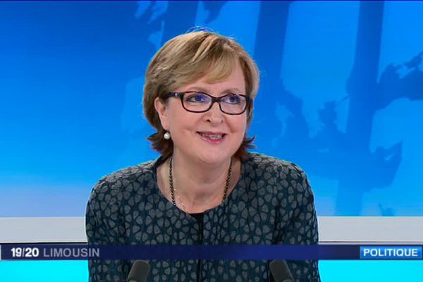 Brigitte Jammot .. soutien de la première heure de François Fillon