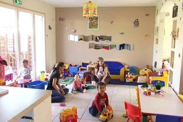 Maison d'assistantes maternelles à Fleury-les-Aubrais (Loiret)