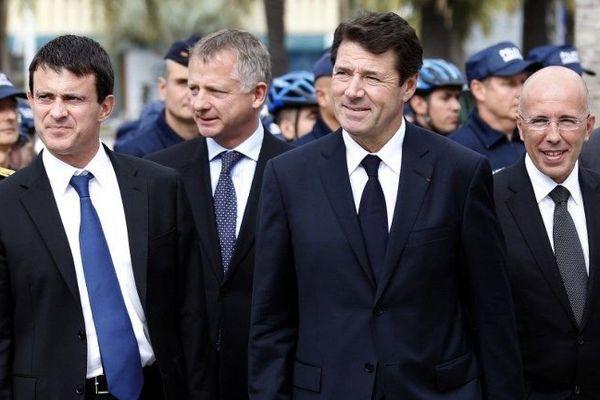 Benoît Kandel était le premier adjoint de Christian Estrosi depuis le 24 décembre 2008