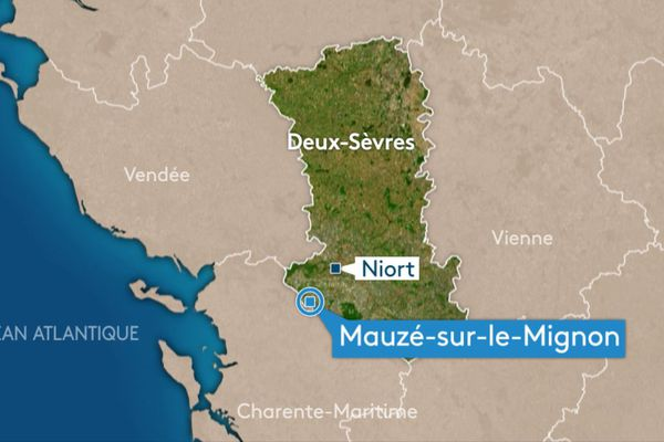 Mauzé-sur-le-Mignon (Deux-Sèvres)