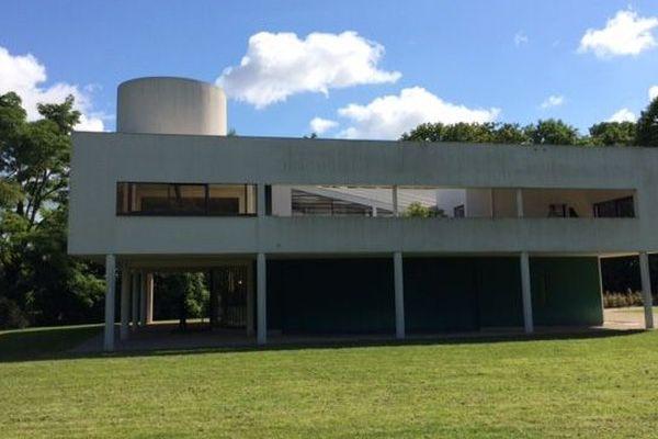 La Villa Savoye de Poissy dans les Yvelines
