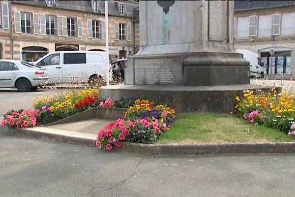A Sainte-Ménehoude, les fleurs sont désormais arrosées à 5h du matin.