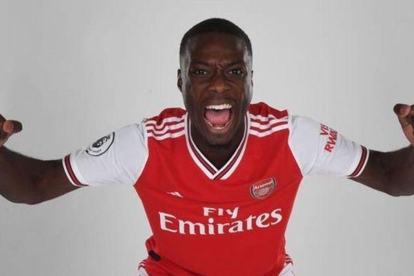 L'international ivoirien Nicolas Pépé qui vient de signer à Arsenal a passé quatre années au Stade Poitevin Football Club.