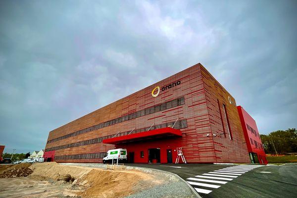 Le site pilote d'Orano à Bessines-sur-Gartempe pour le recyclage des batteries