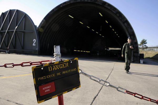 La base aérienne de Nancy-Ochey, en Lorraine