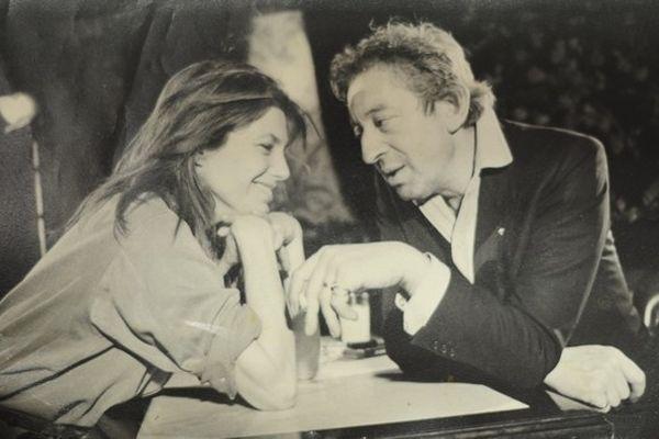 Jane et Serge, la photo sera mise aux enchères à l'hôtel des ventes Talma à Nantes jeudi 25 octobre