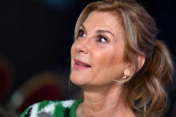 Michèle Laroque présidera la 24e édition du Festival de l'Alpe d'Huez en Isère.