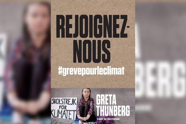 Rejoignez-Nous #grevepourleclimat Greta Thunberg