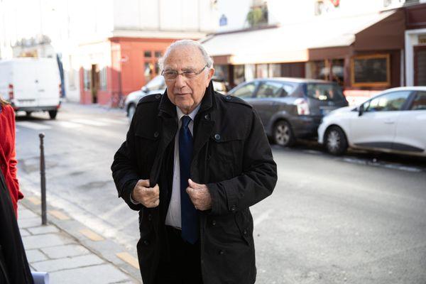 Pierre Aidenbaum en février 2020. Il était alors encore maire du IIIe arrondissement de Paris.